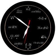 АнтиЧасы Забавная математика