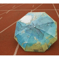 Зонт Карта