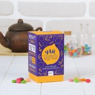 Чай черный пряный апельсин Чай бодрости (50 гр)