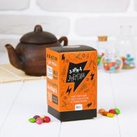 Чай черный с бергамотом и лимоном Заряд энергии (50 гр)