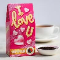 Чай I love u (50 гр)