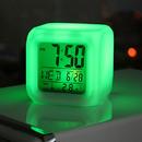 Настольные часы Светящийся куб