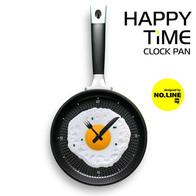 Настенные часы Яичница