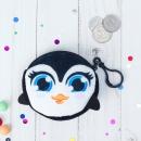 Детский кошелёк Пингвинчик