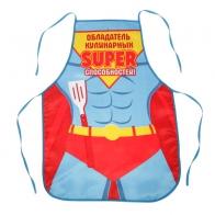 Фартук Супергерой на кухне