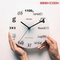 Настенные часы Geek