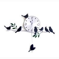Настенные часы Little bird