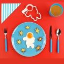 Форма для яичницы Космонавт