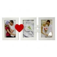 Фоторамка Формула любви (3 фото)