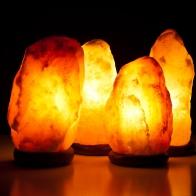 Соляной светильник Скала