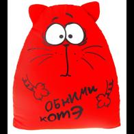 Игрушка-антистресс Обними котэ