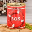 Копилка-банка SOS