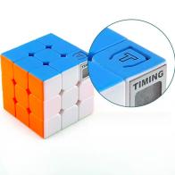 Кубик-рубик с таймером