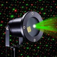 Лазерный проектор (уличный)