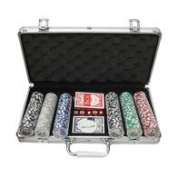 Набор для покера (300 фишек)