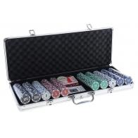 Набор для покера (500 фишек)