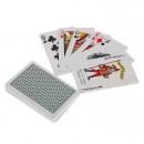 Набор пластиковых карт в чехле 2 колоды (25 мкм)
