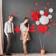 Наборы для декора праздников Love Story