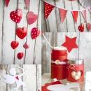 Наборы для декора праздников Я тебя люблю