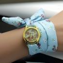 Наручные часы Flower (тканевый ремешок)
