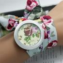 Наручные часы Geneva (тканевый ремешок)