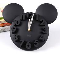 Настенные часы Микки