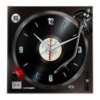 Настенные часы Грампластинка