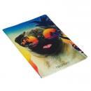 Обложка для паспорта Бульдок в очках