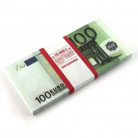 Пачка 100 евро