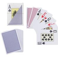 Игральные карты (пластик)