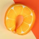 Подголовник Апельсин (на застёжке)