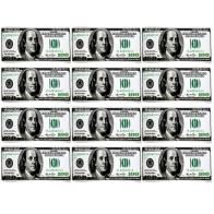 Подушка $100 (мини)