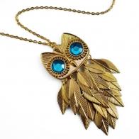 Подвеска Голубоглазая сова