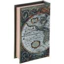 Сейф-книга Карта первооткрывателя