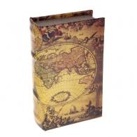 Сейф-книга География