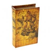 Сейф-книга Морской круиз
