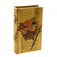 Сейф-книга Письма (21 см)