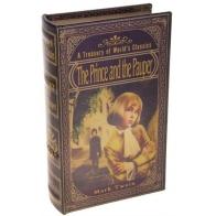 Сейф-книга Принц и Нищий