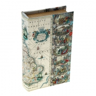 Сейф-книга Путешествия вокруг света