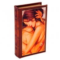 Шкатулка-книга Нежность (21 см)