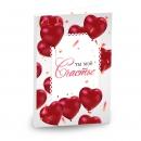 Шоколадная открытка Ты моё счастье