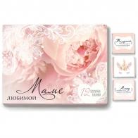 Шоколадный набор Любимой маме (цветы) (12 шт)