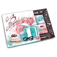 Шоколадный набор С 8 марта! Подарок