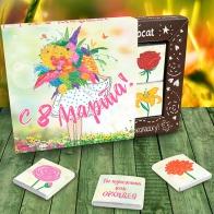 Шоколадный набор Цветочный букет