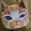 Сумка на цепочке Кошка
