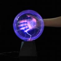 Светильник Плазма Тесла
