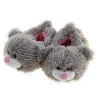 Тапки Мишка