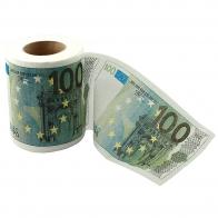 Туалетная бумага 100 евро