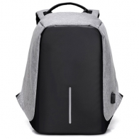 Умный рюкзак антивор с USB