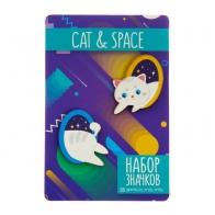 Значок Cat&Space